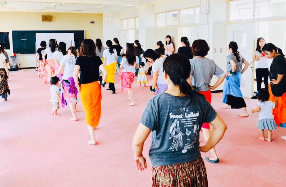 講座・出演依頼|東京・茨城のフラダンス・タヒチアンダンス教室|ヘレヒアポリネシアンダンススタジオ|