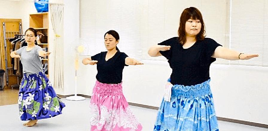ハワイアン・マミーズ|東京・茨城のフラダンス・タヒチアンダンス教室|ヘレヒアポリネシアンダンススタジオ|