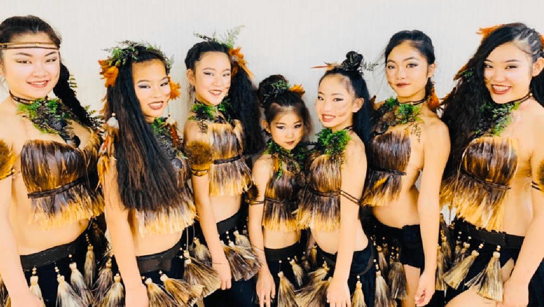 ダンスチームギャラリー|東京・茨城のフラダンス・タヒチアンダンス教室|ヘレヒアポリネシアンダンススタジオ|