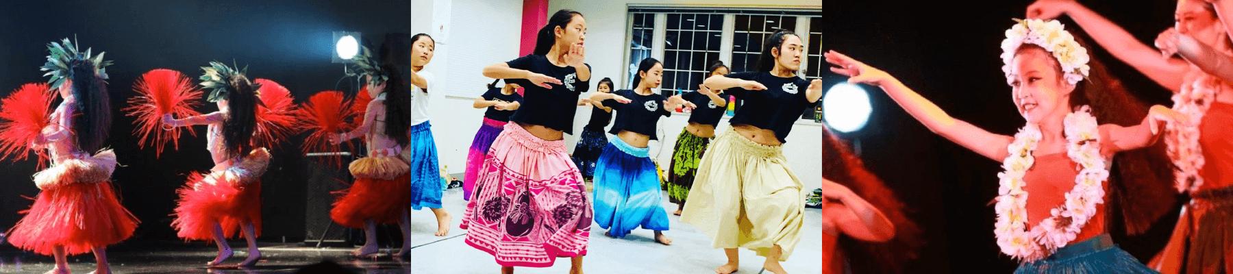 土浦校クラス|東京・茨城のフラダンス・タヒチアンダンス教室|ヘレヒアポリネシアンダンススタジオ|