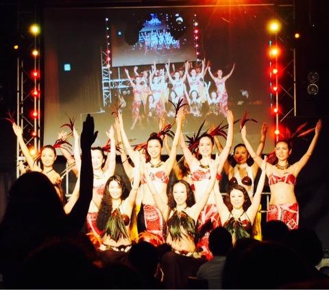 20周年アニバーサリー・Girls Pa'ina @銀座BENOApage-visual 20周年アニバーサリー・Girls Pa'ina @銀座BENOAビジュアル