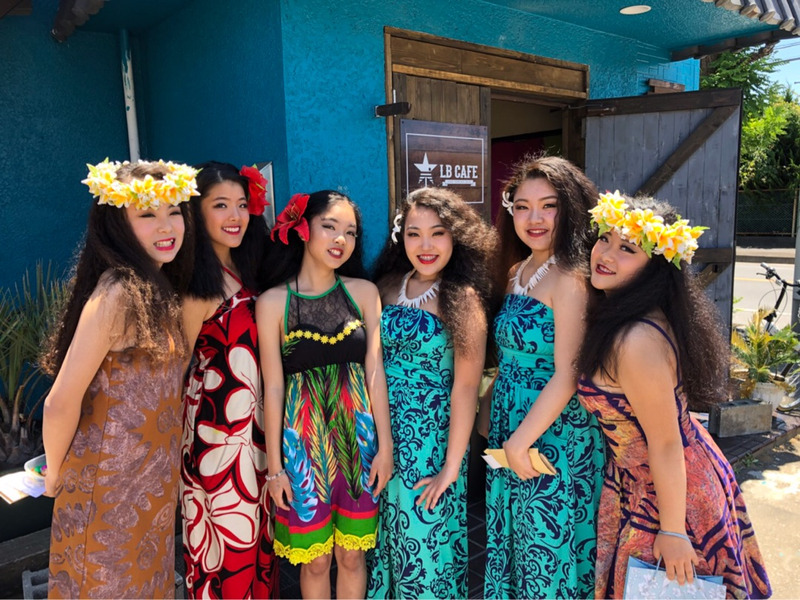 Ha-ibuki and Sisters Live @LB CAFEpage-visual Ha-ibuki and Sisters Live @LB CAFEビジュアル